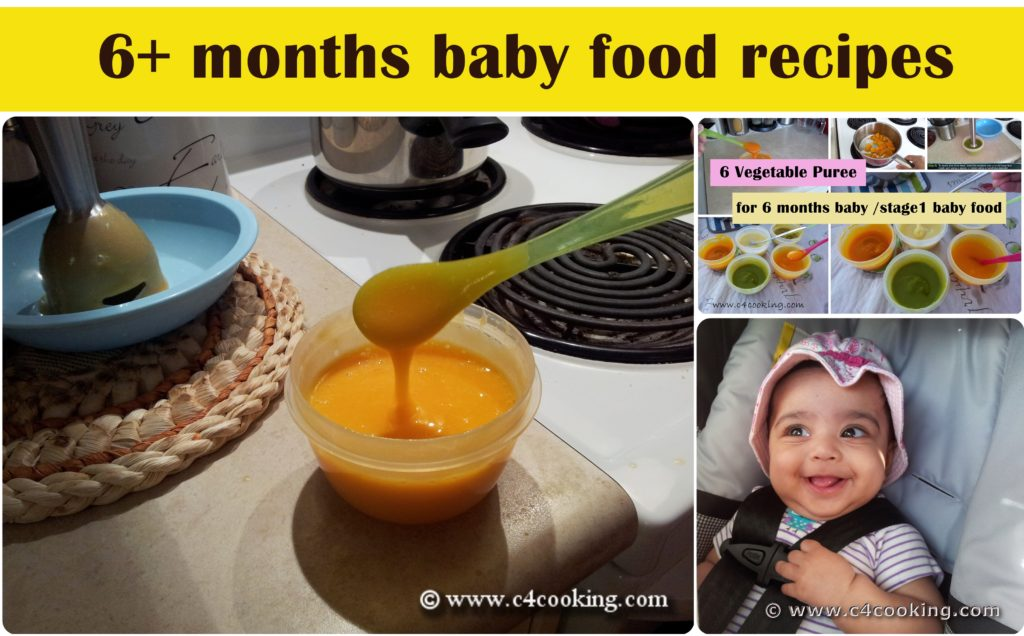6 months baby food recipes, 6+months babyfoodrecipe, babyfood recipes, stage1 babyfoodrecipe, homemade babyfood recipes 6months baby, c4cooking babyfood