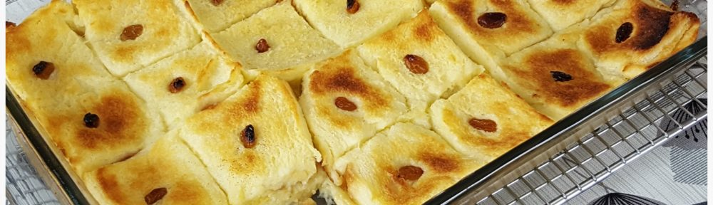 bread butter jam pudding, pudding recipes