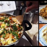 Layer Chicken Biryani recipe