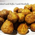 lamb meatballs recipe, lamb kofta