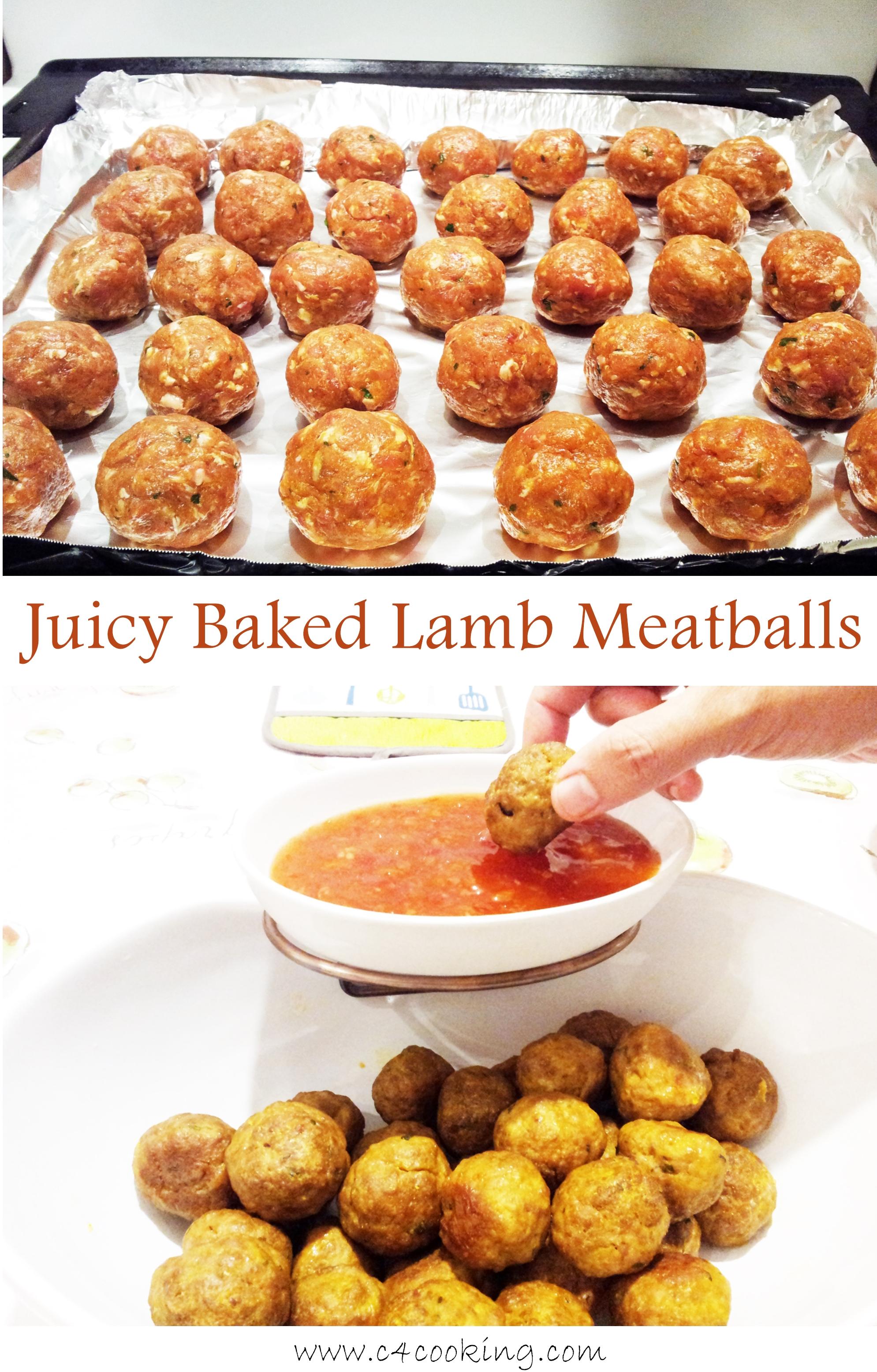 lamb meatballs lamb kofta