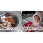 10 months 11 months babyfoodrecipes