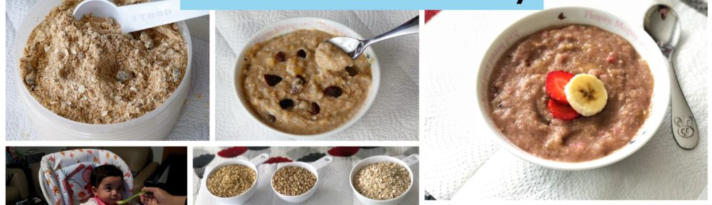 homemade cereal for 9 - 12 months baby, breakfast cereal for 10 months baby, 12months baby healthmix