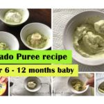 avocado puree for baby, how to give avocado fpr baby
