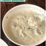 raisin oatmeal for toddler kids, 10 breakfast for toddler kids, c4cooking 10 breakfast recipes