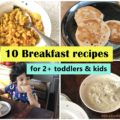 breakfast recipes for toddler kids, 10 breakfast recipes for toddler kids, c4cooking breakfast recipes